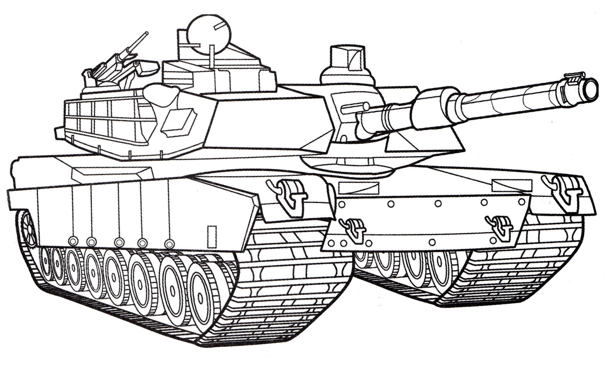 без раскраска военные танки помогает определить конусность