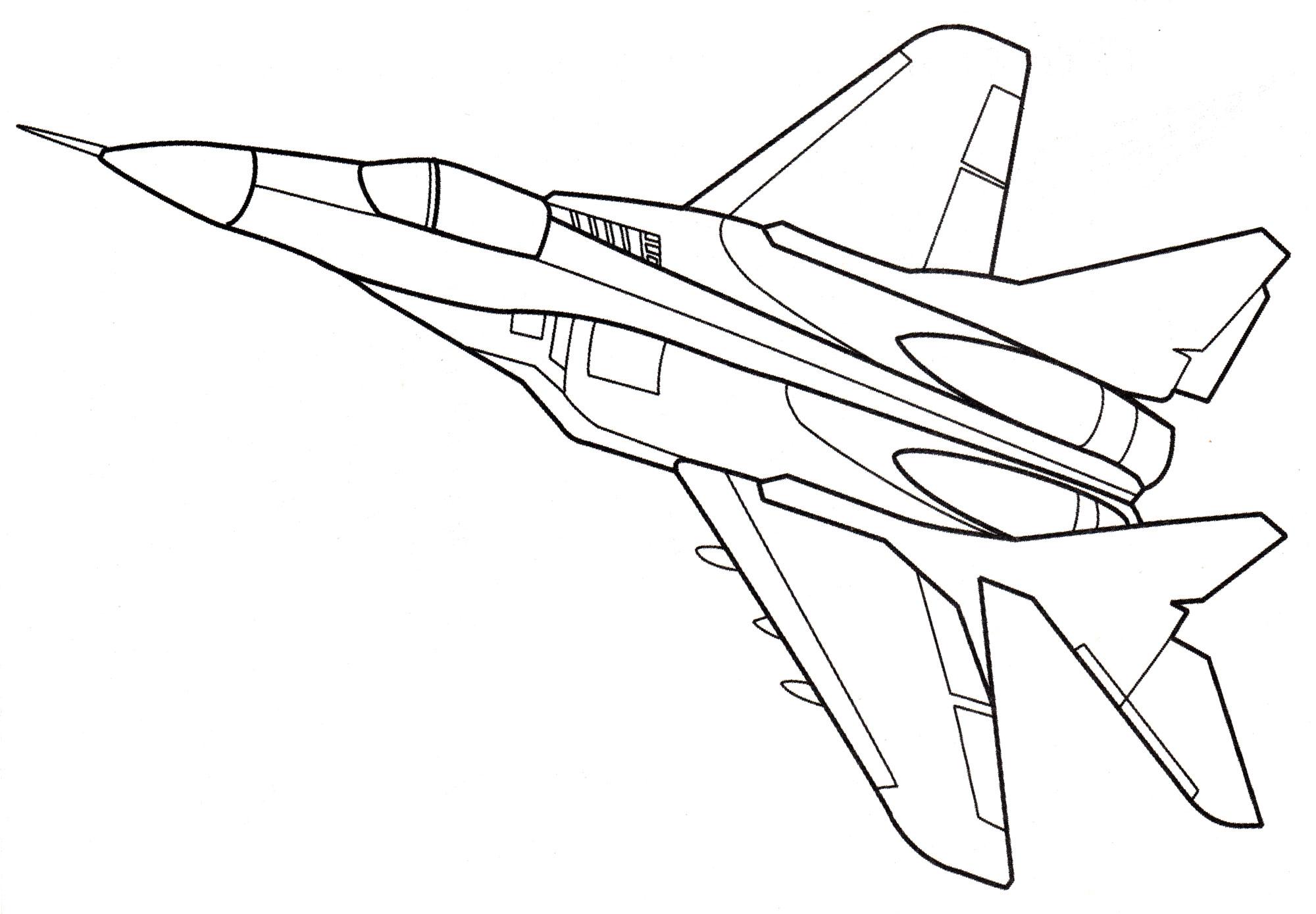 Фото рисунки карандашом истребители