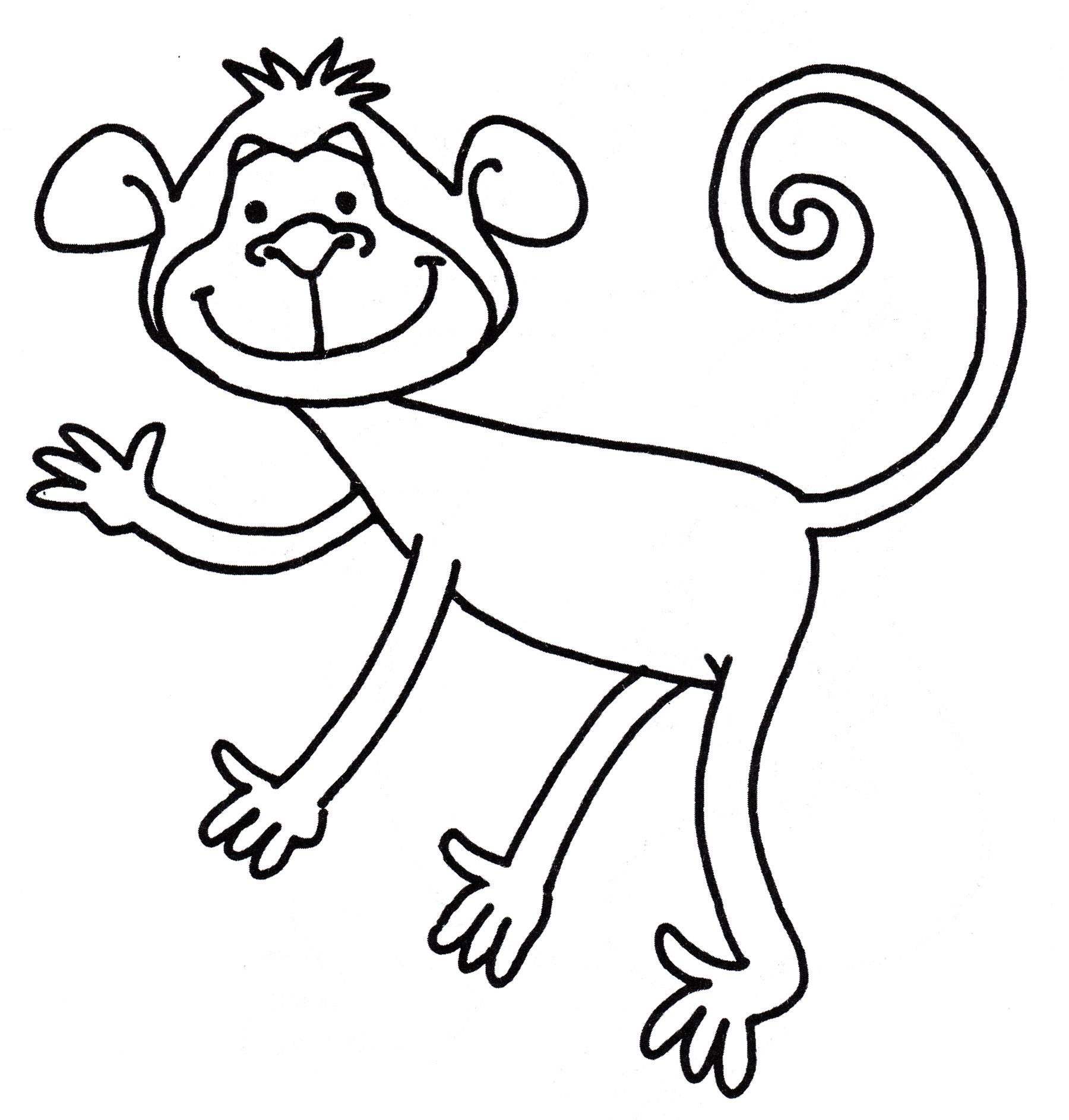 элитный веселые обезьянки картинки распечатать наравне тюльпанами