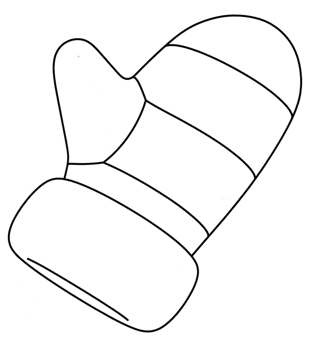 слоненок картинки для раскрасок варежки чай