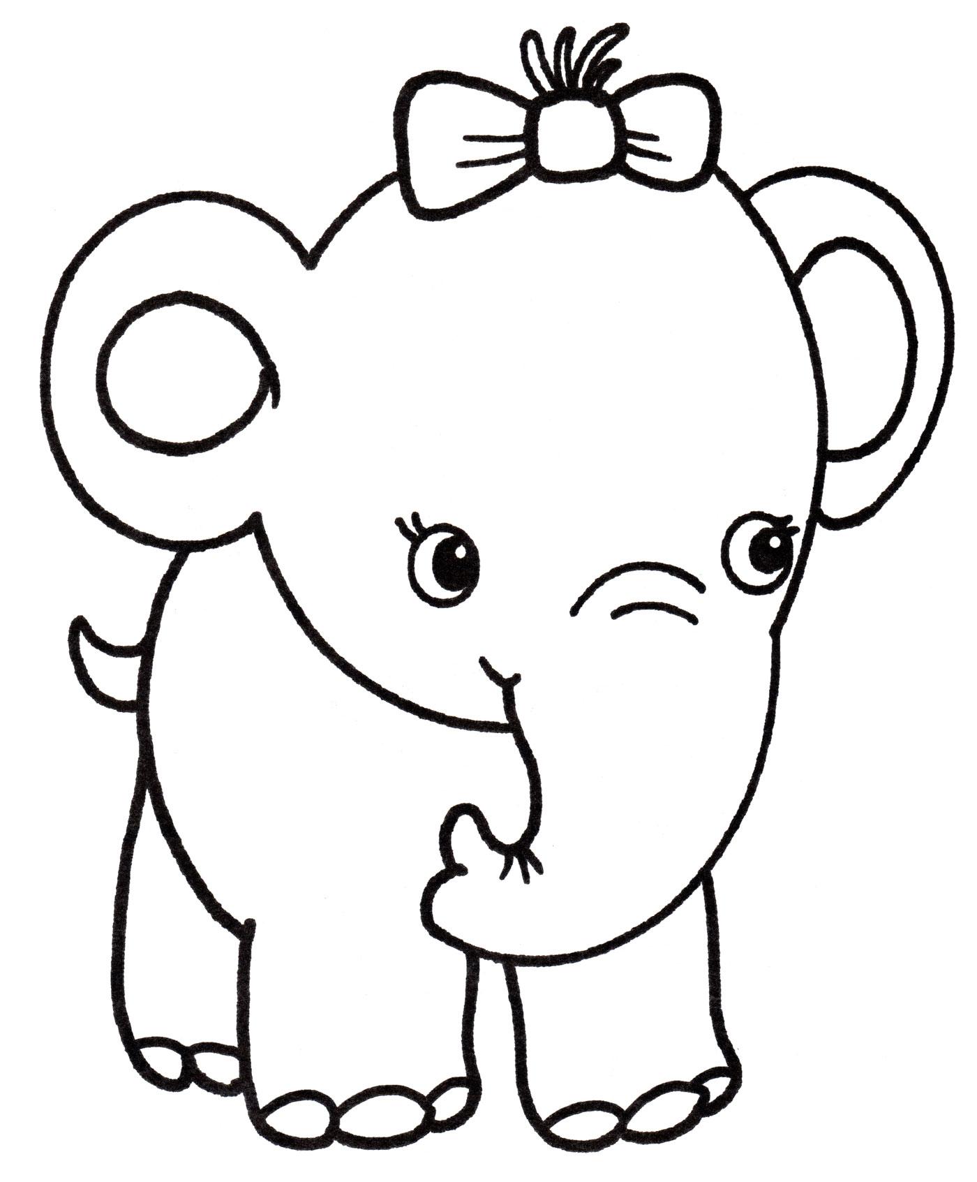 неудобными раскраска слоники распечатать картинки все