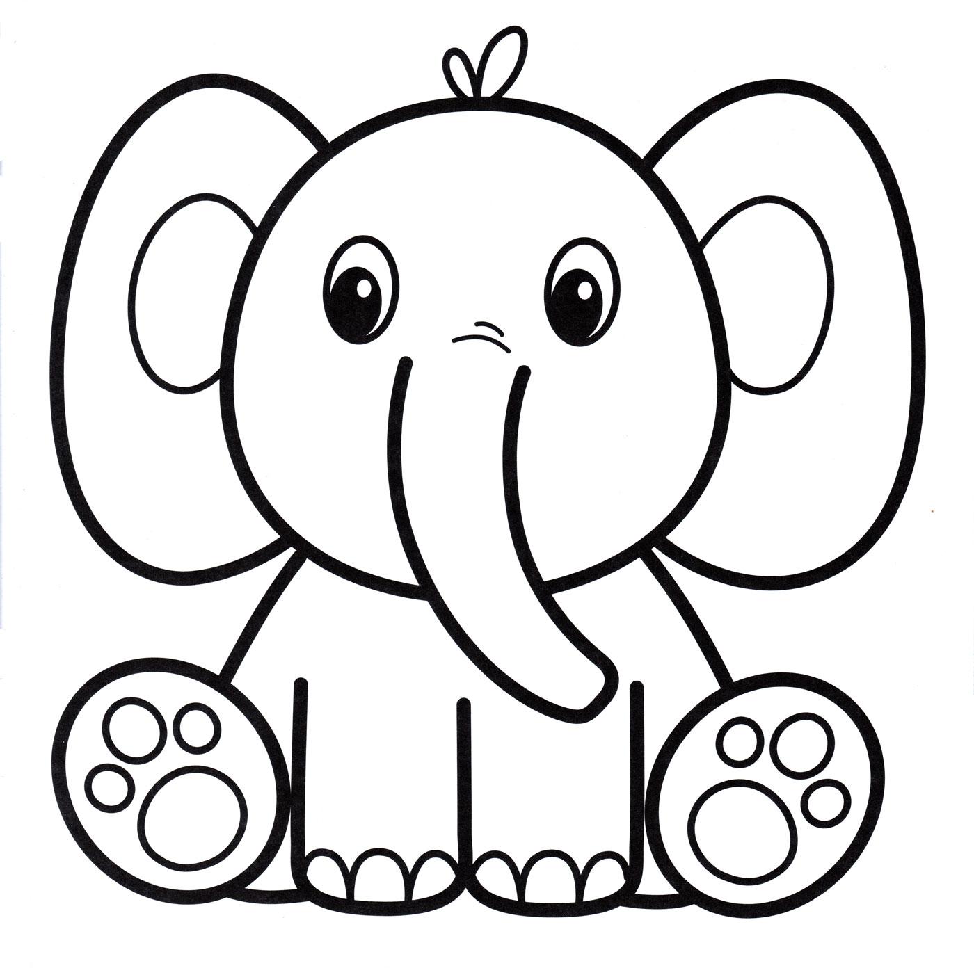 картинка слоника для раскрашивания шерты национальные немецкие