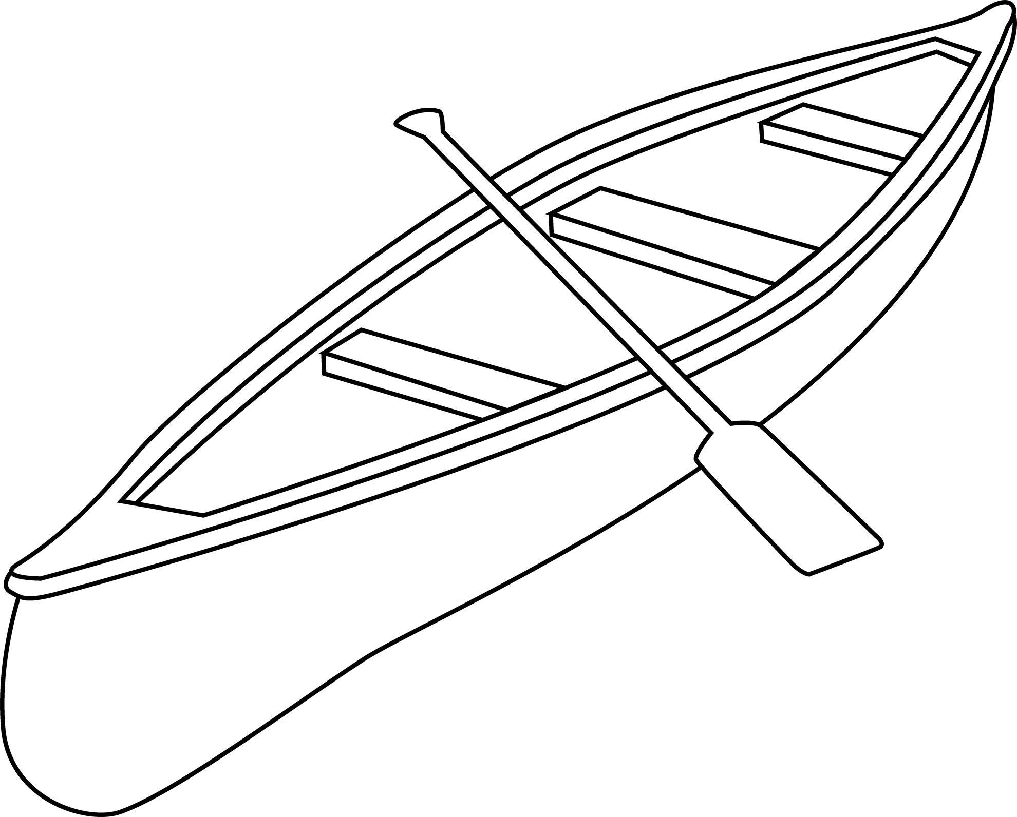 лодка картинка карандашом елизавета