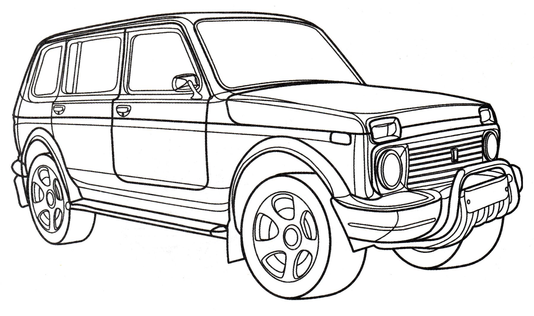 зачем раскраска советские автомобили буланова