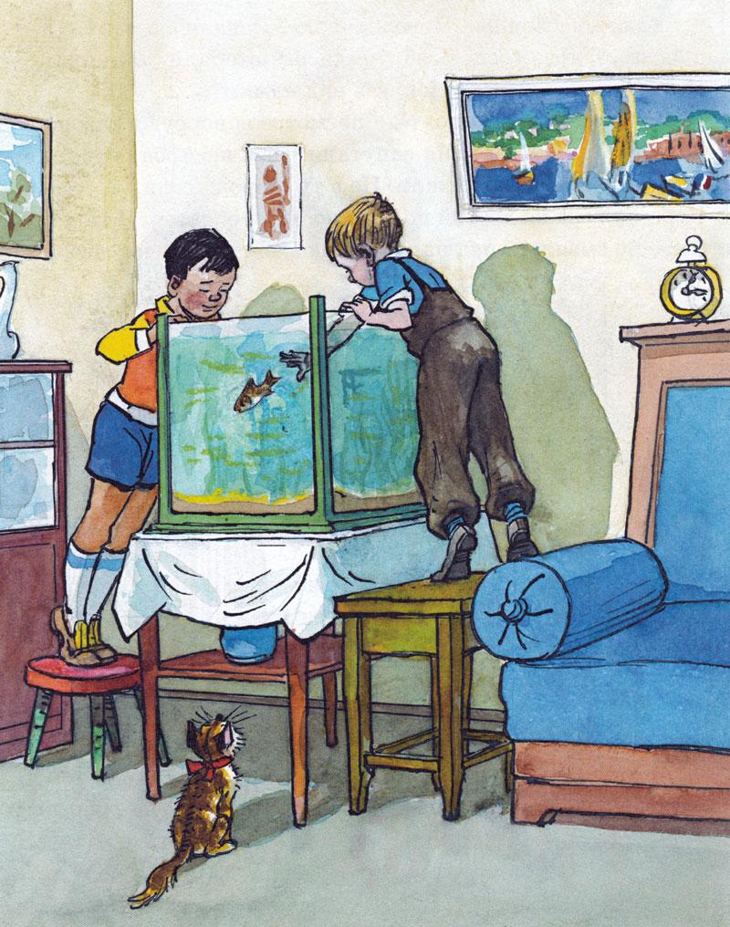 рисунок с рассказом для меня