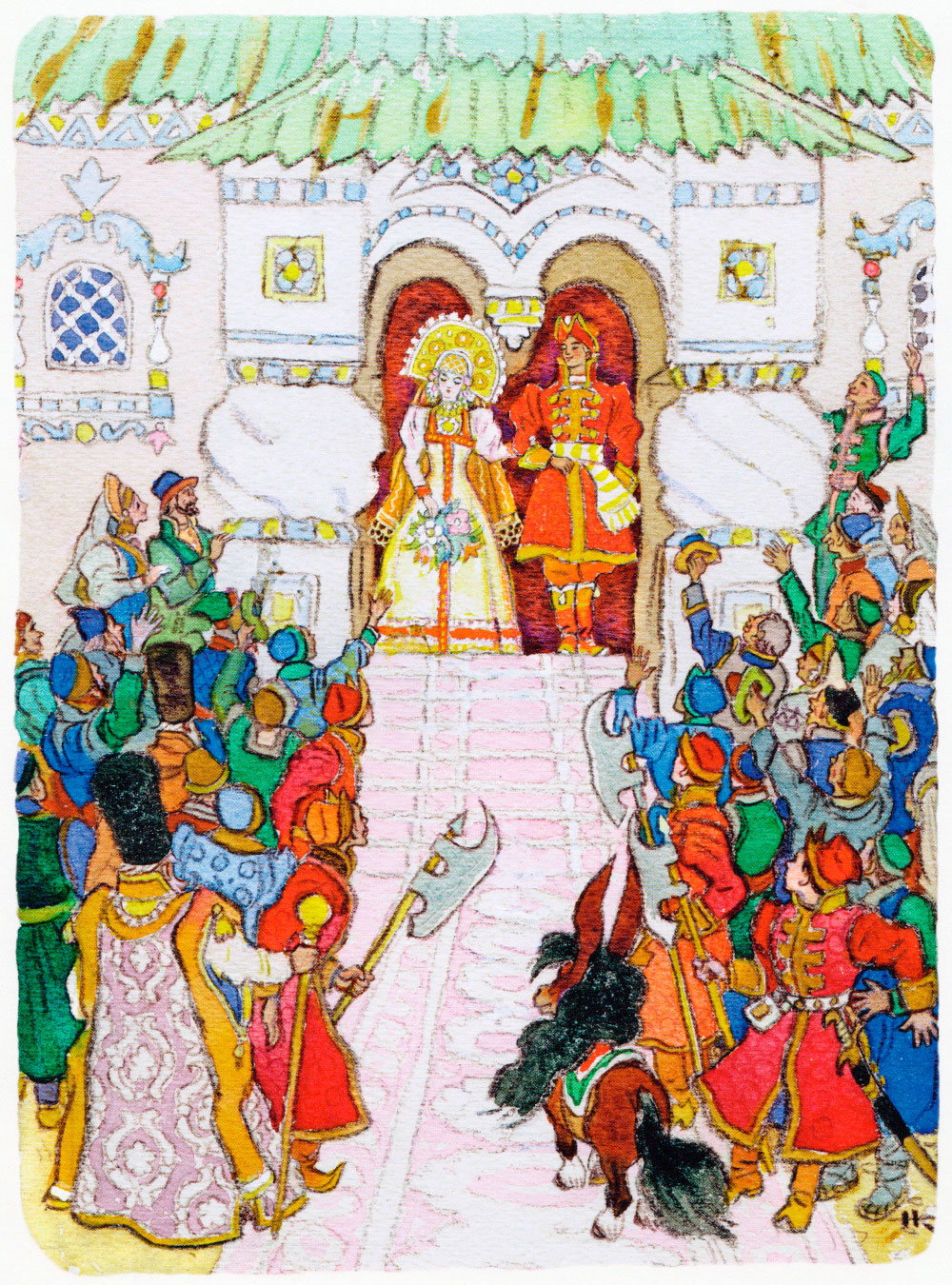 Иван и Царь-девица