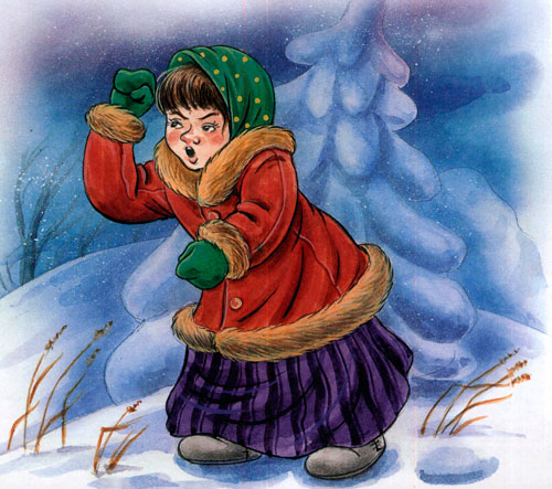 Сказка Морозко - картинка 8