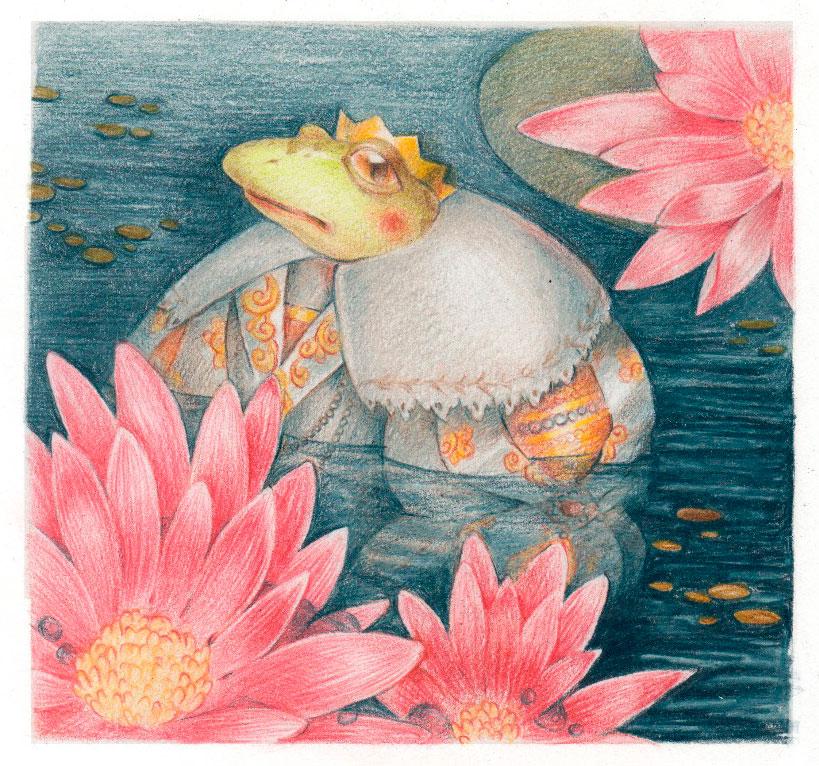 Царевна-лягушка, фото 4