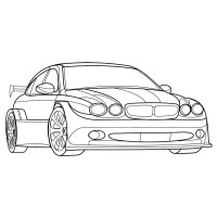 Jaguar X-Type Racing
