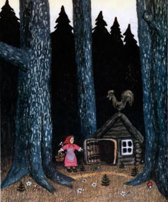 Сказка Три медведя - картинка 1